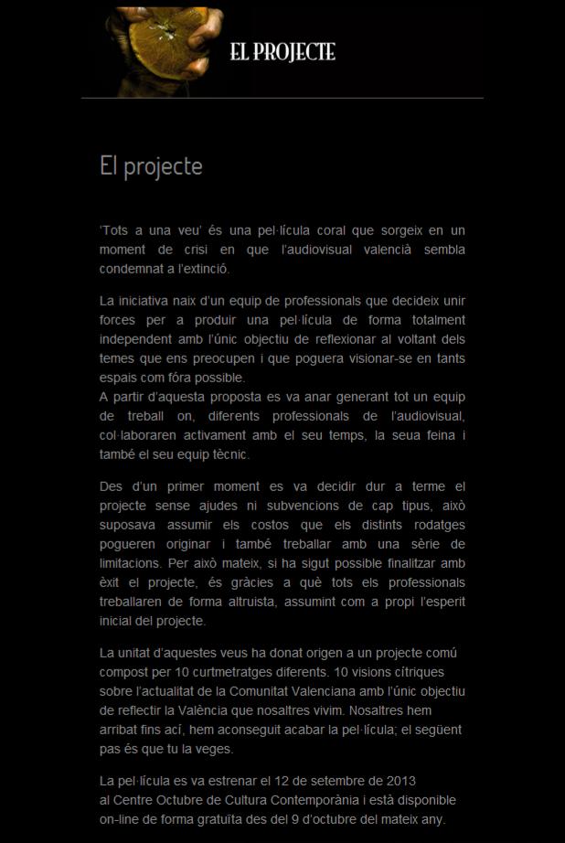 Totsaunaveu_el_proyecto