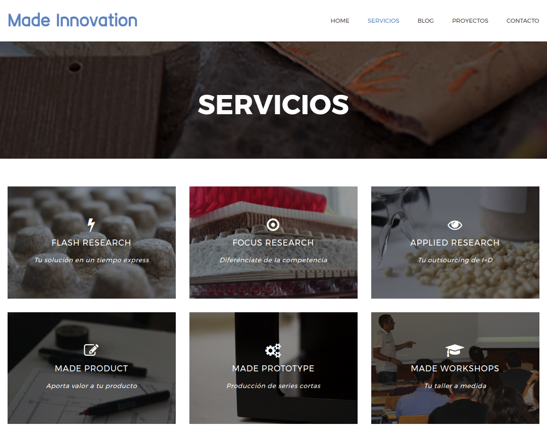 madeinnovation_services