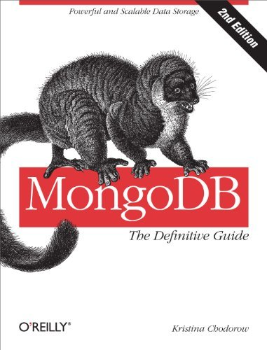 MongoDBTheDefinitiveGuide